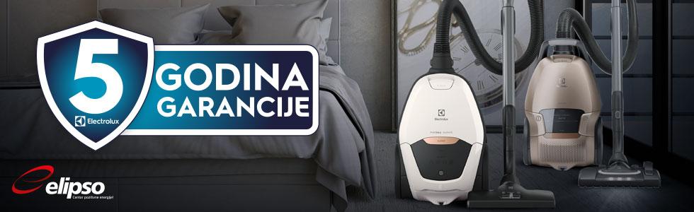 5 Y warranty vacuum cleaners_ELIPSO Croatia