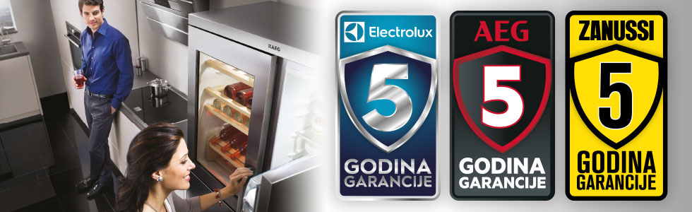 Electrolux 5YW COLD products HR