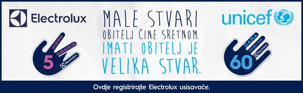 ... Sep - Dec 2016, Croatia Electrolux Vacuum Cleaners - Mar 2016, Croatia Vacuum