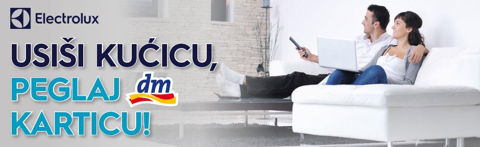 DM GAC vacuum cleaners PEVEC Croatia
