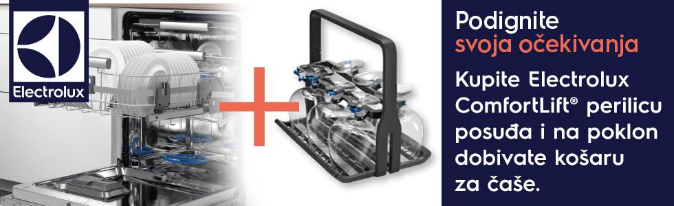 Electrolux DW Giveaway Campaign July 2017 - Croatia