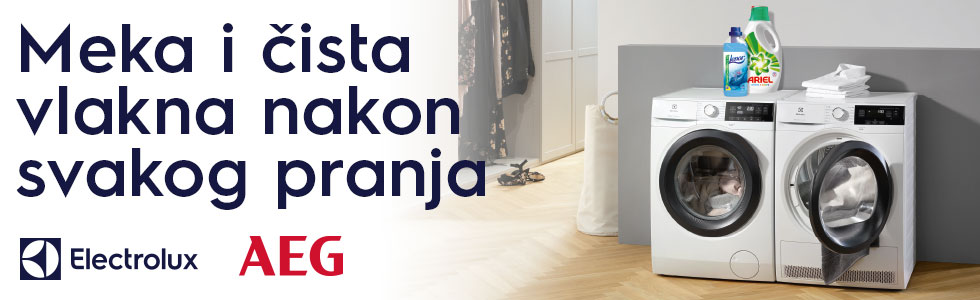 Electrolux P&G Giveaway Campaign Oct 2017, Croatia