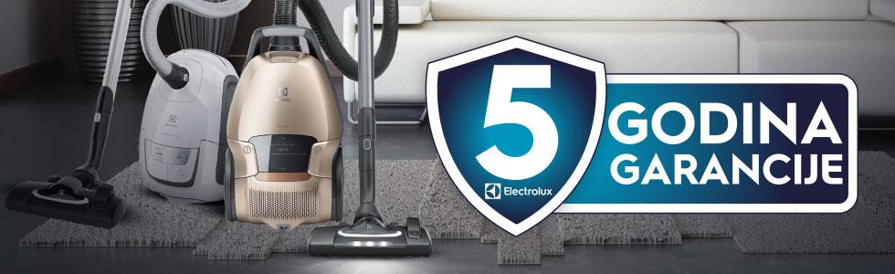 vacuum cleaners 5 years warranty Croatia
